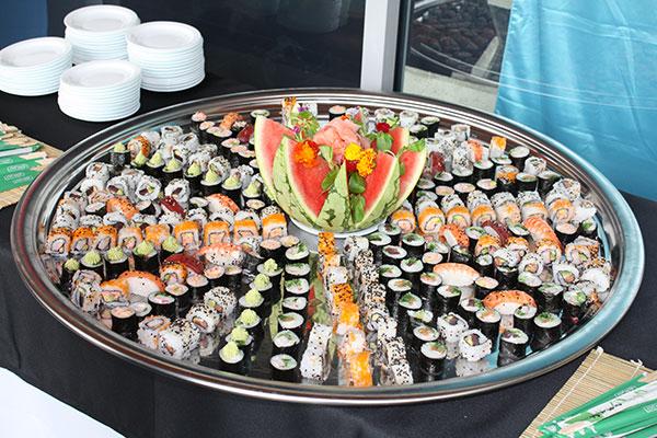 sushi salones celebraciones sevilla