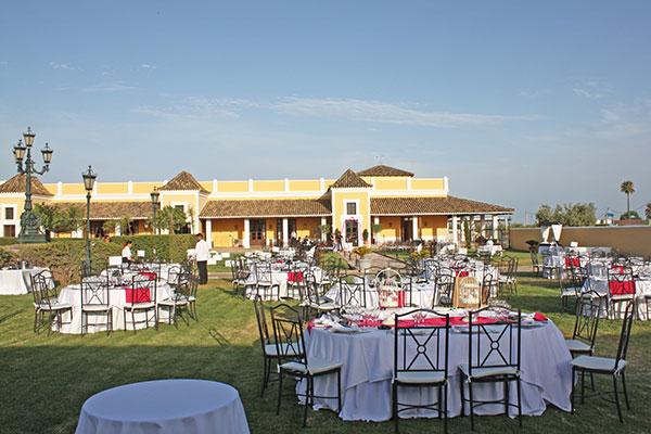 banquete bodas salones celebraciones sevilla