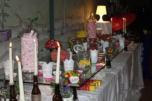 mesa chucherias salones celebraciones sevilla
