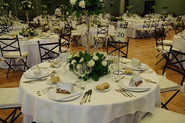 mesa salones celebraciones sevilla