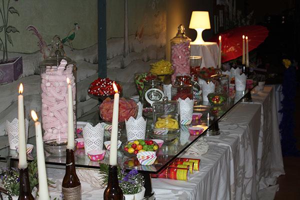 golosinas salones celebraciones